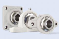 Sealmaster material handling mounted ball bearings
