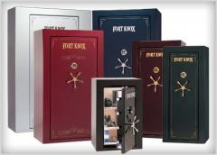 Safes - The Protector Series