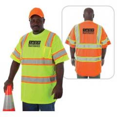 Safety T-shirt Atteff - V-C16614-G