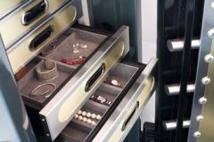 Chronos Luxury Watch Safes