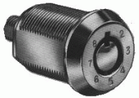 Changeable Cam Style Lock