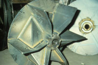 Material Handling Industrial Fans