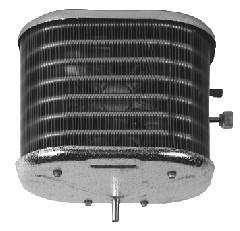 Reach-In Unit Coolers Dual Air