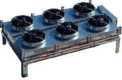 Microchannel Air-Cooled Condenser Platform