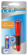 Mini-LED Keychain Flashlight