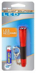 Mini-LED Keychain Flashlight