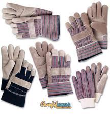 Leather Gloves Range
