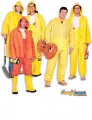 Rainwear Protective Clothing