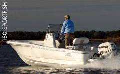 Pioneer 180 Sportfish Boat