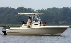 Pioneer 222 Sportfish Boat