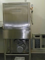 Pass-Thru Dishwasher
