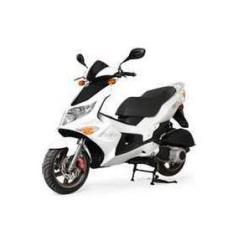 2013 Genuine Scooter Company BLUR SS220i, Scooter