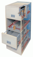 TRIDENT® Series 5000 Water & Fire Rated Files
