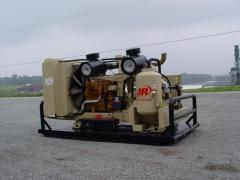 IR-XHP1170FSCAT Compressor with After-cooler