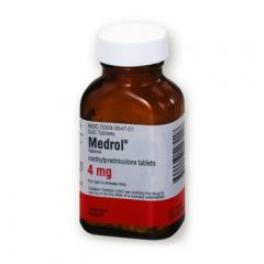 Medrol® Tablets 4mg