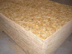 Plywood, Panels & OSB