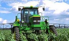 Self-Propelled Sprayer, John Deere 6700