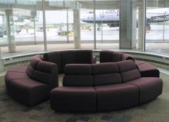 Syracuse Hancock International Airport furniture