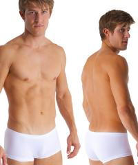 3-Pack - Extreme Boxer Underwear in White