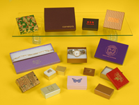 Cotton Filled Jewerly Boxes