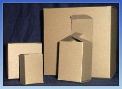 Kraft Paperboard Cartons