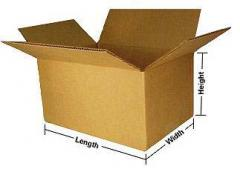 Slotted Shipping Cartons