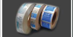 Pressure Sensitive Roll Labels