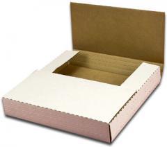 Book Fold Cartons