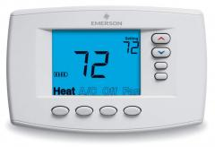 1F95EZ-0671 Emerson Blue Easy Reader Thermostat