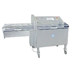 Electronic horizontal slicer