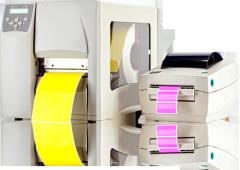 Bar Code Printers, Scanners & Software