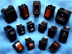 Full-Size Rocker Switches