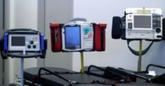 Signature EMS Defib Rack System Complete