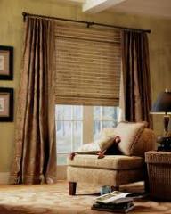 Hunter Douglas Provenance® woven wood shades