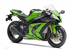 Kawasaki Ninja® ZX™-10R ABS Motorcycle