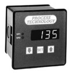1/4 DIN Digital Thermostat