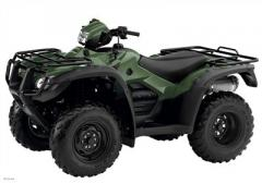 Honda FourTrax® Foreman® Rubicon® with EPS ATV