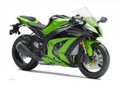 Kawasaki Ninja® ZX™-10R Motorcycle