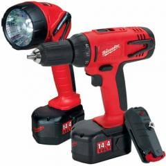 Milwaukee 14.4V 1/2 in. Compact Series Drill with