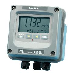 Q45S Wet H2S Gas Detector