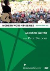 Modern Worship Acoustic Guitar Instructional Video
