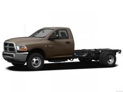 Ram 3500 HD Chassis Truck