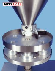 Volumetric cup fillers Rotor 40 and Rotor 60