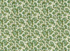 Gift Wrap Sheets Florentine Green