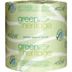 2-Ply Bathroom Tissue Atlas Green Heritage®
