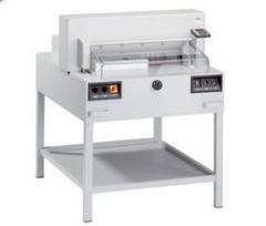 Automatic Programmable Paper Cutter Triump 6550 EP