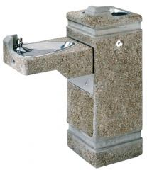 Pedestal Mounted Drinking Fountains 3150FR