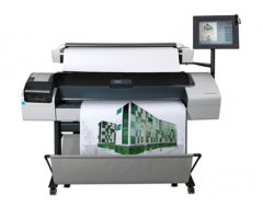HP Designjet T1200 HD Multifunction Printer series