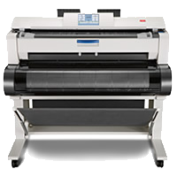 The KIP 700 is the highest value wide format