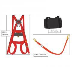 3M Harness and Lanyard Kit